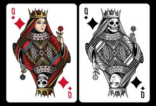 2card_Qdiamonds