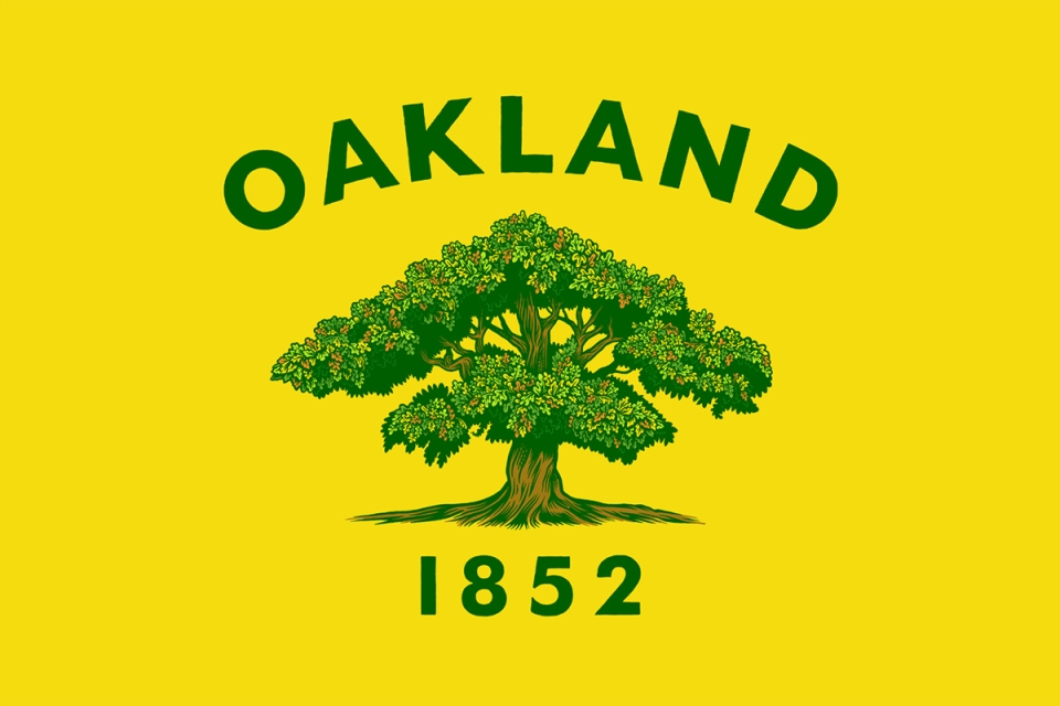 flags_oakland