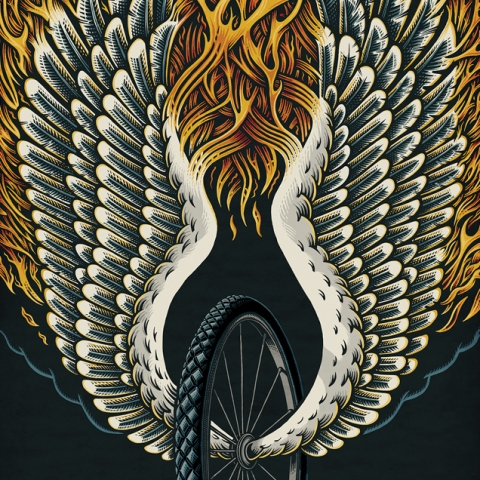 PedalCraft Poster